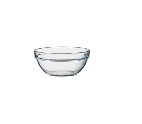 Glasschale Ø 7 cm / 7,5 cl stap. EMPILABLE