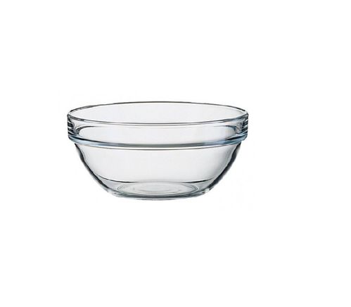Glasschale Ø 9 cm / 15 cl stap. EMPILABLE