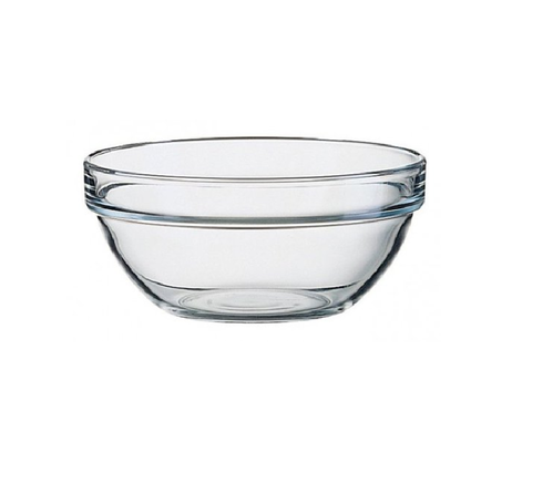 Glasschale Ø 20 cm / 180 cl stap. EMPILABLE